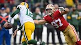 49ers' sack leader Nick Bosa 'wants to beat these guys' in home opener vs. Packers