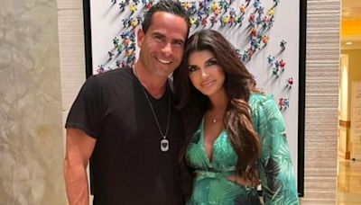 """Teresa Giudice Flashes Her Massive Engagement Ring from Luis """"Louie"""" Ruelas"""