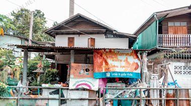 曼谷疫情嚴峻 孔堤貧民窟難自主隔離成防疫破口 - 四方報