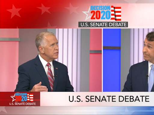 Can Sen. Thom Tillis come from behind and beat Cal Cunningham in crucial NC Senate race?