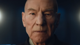 'Star Trek: Picard' First Teaser: Patrick Stewart Enjoys Retired Life at Chateau Picard -- Watch!