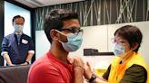 聶德權視察外展接種疫苗 稱將積極推廣至不同界別行業 - RTHK