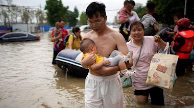 河南大水只是中共災難的開始