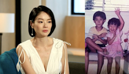 """Singaporean model-actress Sheila Sim used to think doctors were """"all liars"""" after her brother died from leukaemia"""
