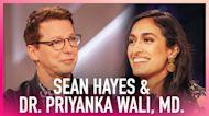 Sean Hayes Reveals He's A Self-Diagnosed Hypochondriac