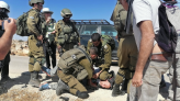 Israel Defense Forces officer will be reprimanded after injuring and teargassing left-wing activists in West Bank - Jewish Telegraphic Agency
