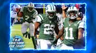 Rex Ryan & Jets react to stopping Patriots streak in 2013 OT win | Time Machine Tuesday