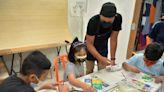 新加坡慈青用愛連線關懷照顧戶學童學習