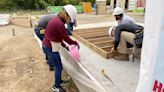 Twin Cities CEOs come together to build homes with Habitat for Humanity - Minneapolis / St. Paul Business Journal