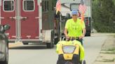 Illinois man, 90, walking to Texas to help children battle cancer
