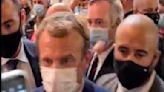 France: Man who threw egg at Macron in psychiatric treatment