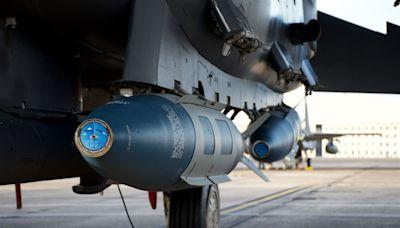 美空軍實測攻艦版聯合直攻彈藥