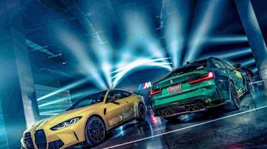 【新車登場】最強街頭野獸!!BMW M3、M4 Competition