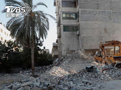 快訊/以巴停火破局? 哈瑪斯稱以色列空襲加薩