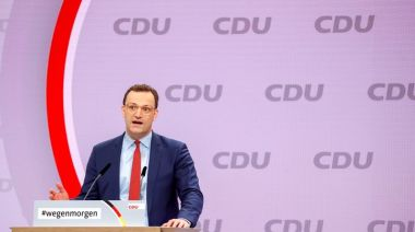 German health minister calls for further efforts to contain spread of coronavirus