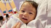 1歲柏熙肝衰竭好轉平安出院 媽媽:多謝各位集氣同祝福 | 社會事