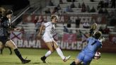Riley Tanner Leads Alabama Soccer Past Kentucky, 2-1