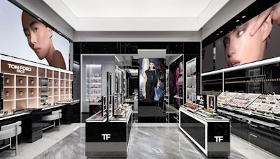 Inside the Beauty Store of the Future