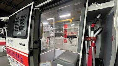 善心企業及人士聯合捐贈安裝救護車隔離艙 降低救護員染疫風險