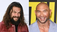 Jason Momoa agrees to buddy cop movie with Dave Bautista: 'It's off to the races'