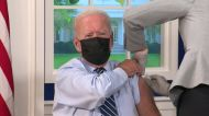 Special Report: Biden speaks on COVID vaccines, gets booster shot
