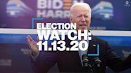 Election 2020 timeline: 11.13.20