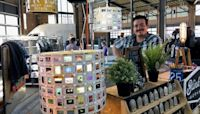 Trash or Treasure: Artisan has clever ideas for repurposing old images and more