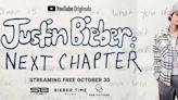 YouTube Originals Announces JUSTIN BIEBER: NEXT CHAPTER Premiering October 30