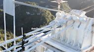 Drone Footage of the Arecibo Observatory Collapse
