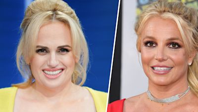 Rebel Wilson channels classic Britney Spears look in new photo