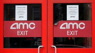 AMC Theatres are facing a dramatic cliffhanger