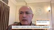 Khodorkovsky on Navalny's Imprisonment and Protests Across Russia