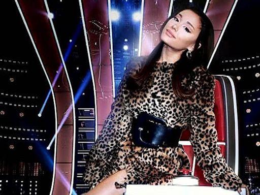 Blake Shelton, Nick Jonas and John Legend React to Ariana Grande Joining 'The Voice' Season 21