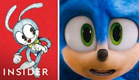 The Bizarre Evolution Of Sonic The Hedgehog | Pop Culture Decoded