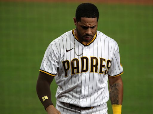 Padres' Tommy Pham sues San Diego strip club where he was stabbed, claims 'catastrophic' injuries