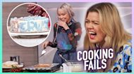 Most Hilarious Cooking Fails On The Kelly Clarkson Show Feat. Grace VanderWaal | Digital Exclusive