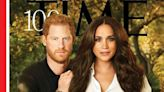 Prince Harry and Meghan, Duchess of Sussex criticised over airbrushed TIME cover