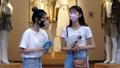 「取消戶外戴口罩」大家贊成嗎 最新民調超驚人