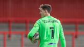 Goalkeeper Jamie Cumming Departs on Loan Move to Gillingham