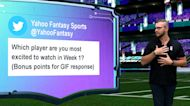 Which player are you most excited to watch in Week 1? | FFSK