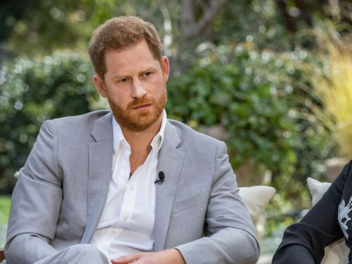 "Why Meghan Markle Called the Royal Family ""The Firm"" in Her Interview With Oprah"