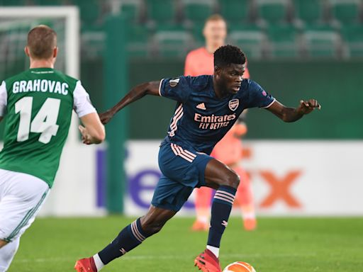 Rapid Vienna vs Arsenal result: Player ratings as Thomas Partey impresses in first start for winning Gunners