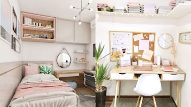 1.5小坪數租屋族救星!十款小空間家具收納:日韓系清新風、改造完連角落都美!