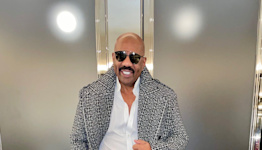 Steve Harvey's outfits are going viral. His stylist weighs in on evolving ageless looks