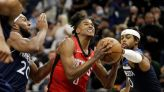 Rockets overmatched, blown out by T'Wolves in season opener