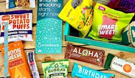 Snack Game Strong? These Snack Subscription Boxes Will Help You Stave Off Hanger For Good