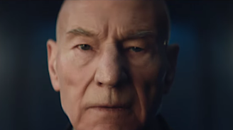 Star Trek: Picard Releases Key Art — Plus, a Trailer That Questions the Admiral's Departure From Starfleet