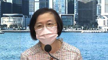 陳肇始重申希望市民接種疫苗 以產生保護屏障