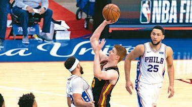 NBA/老鷹高飛搶7 晉東區決賽