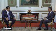 Venezuela's Maduro: U.S. Should Lift 'Immoral' Sanctions